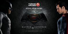 Batman v Superman: Dawn of Justice (Special Promo Trailer) (Turkish Airlines Partner )