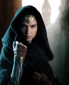 Wonder Woman (First Official Still)