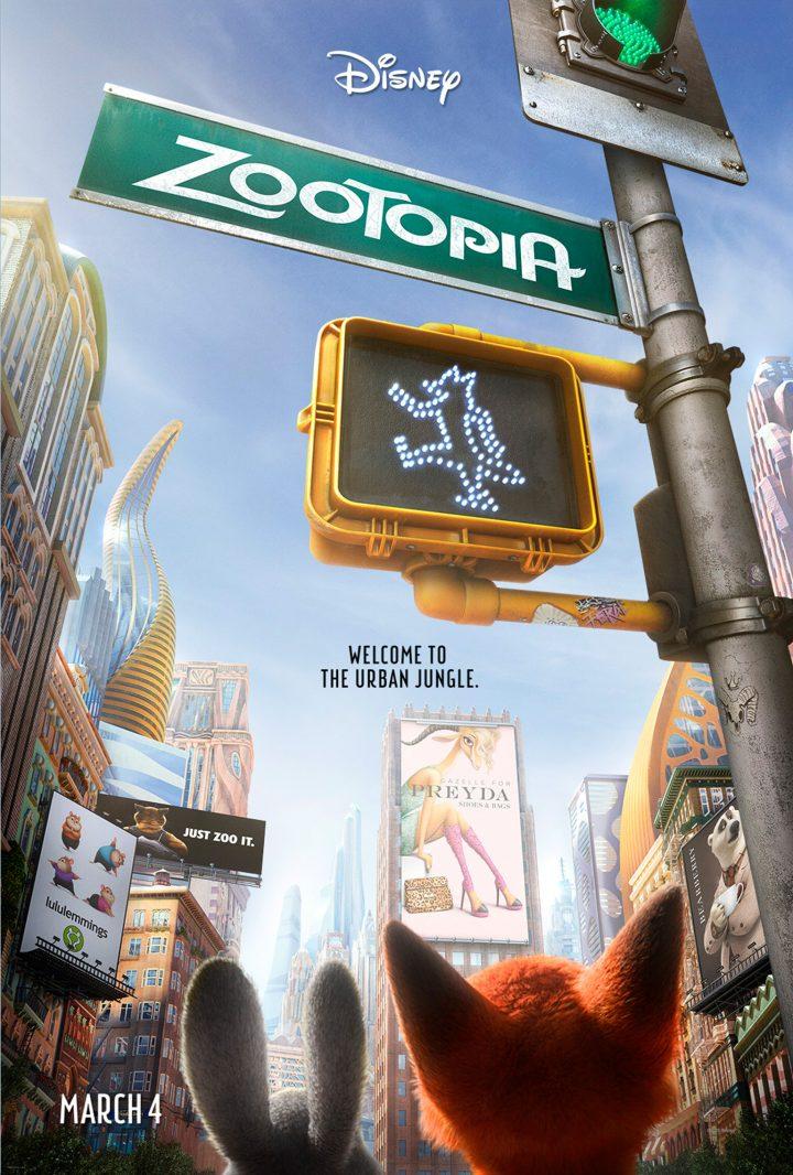 Zootopia (Character Stills)