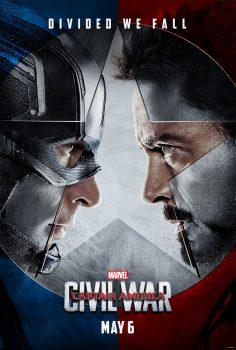 Captain America: Civil War (Trailer and Posters)