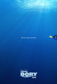 Finding Dory (Trailer and Poster)