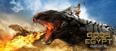 """Gods of Egypt (Official Game Day Spot """"War"""" and Posters)"""