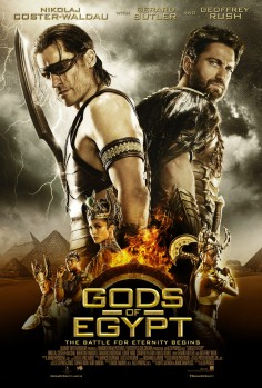 Gods of Egypt (Official TV Spot and Posters)