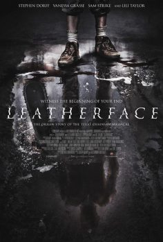 Leatherface (Poster)