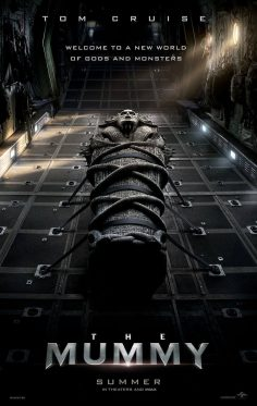 The Mummy (Official Trailer and Poster)