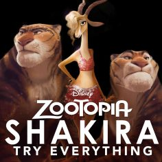 Shakira – Try Everyting (Video Clip) (Zootopia OST)