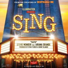 "Stevie Wonder feat. Ariana Grande – Faith (""Sing"" OST)"
