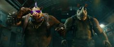 Teenage Mutant Ninja Turtles: Out of the Shadows (Trailer and Photos)