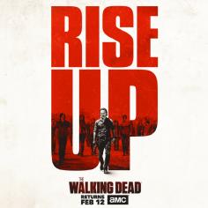 amc – The Walking Dead – Season 7 (Mid-Season Premiere Trailer)