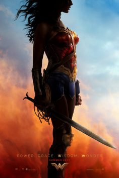 Wonder Woman (Comic-Con Trailer and Poster)