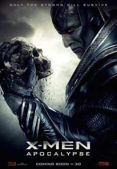 X-Men: Apocalypse (Super Bowl TV Spot ve Posters)