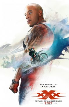 xXx: Return Of Xander Cage (Official Trailer and Character Posters)